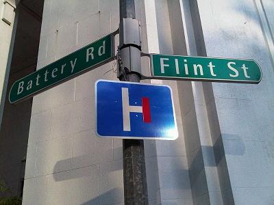 Flint & Battery opens its doors
