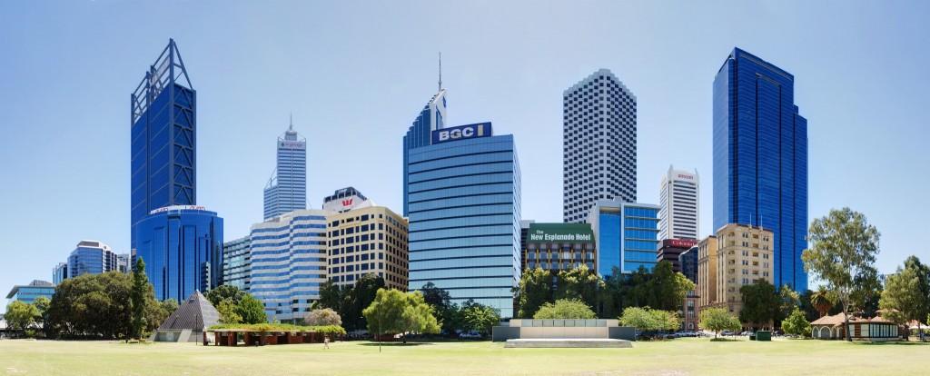 Perth City SkylinePerth City Skyline