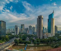 Foreign Investments, Jakarta