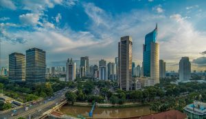 Jakarta, Indonesia, Central Business District